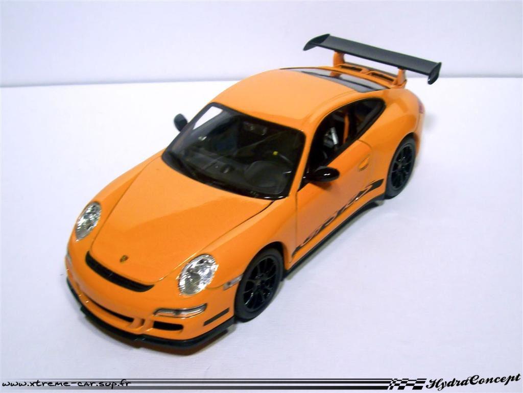 porsche 911 997 gt3 rs 1 24 autos forum miniature auto. Black Bedroom Furniture Sets. Home Design Ideas